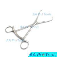 "AA Pro: Bone Reduction forceps double Ratchet 8"" orthopedic Instruments"