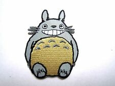 Anime My Neighbour Totoro Embroidered Iron On/ Sew On patch 8 cm x 6 cm (H x W)