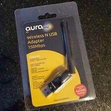 AuraHD Air Wireless N USB Adapter 150Mbps