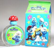 THE SMURFS GROUCHY 1.7 OZ EDT SPRYA FOR KIDS BY SMURFS NEW IN A BOX