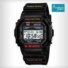 Casio GWX-5600-1JF G-SHOCK G-LIDE Tough Solar Radio Watch Japan GWX-5600-1 New