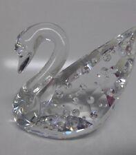 NEW Swarovski Crystal CENTENARY SWAN Figurine & Stand 100 Years 187407