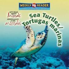 Sea Turtles/Tortugas Marinas (Let's Read About Animals/ Conozcamos a-ExLibrary