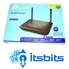 TP-LINK ARCHER VR500v VDSL FTTN ADSL WIRELESS AC1200 GIGABIT 4 PORT MODEM ROUTER
