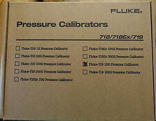 Fluke 719 30G Pressure Calibrator - with New Calibration - in New Condition