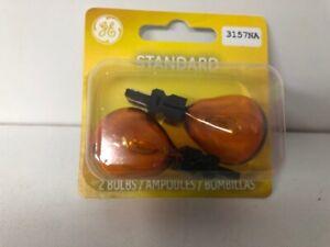Turn Signal Light Bulb-Standard Lamp Twin Blister Pack 3157NA/BP2