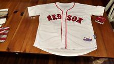 Majestic Baseball Jersey Red Sox #45