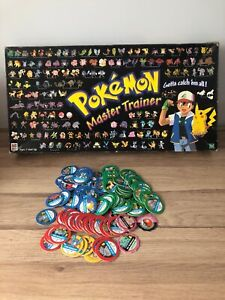 POKEMON MASTER TRAINER MB GAMES *Multi Listing* Spare Chips Movers Cards etc