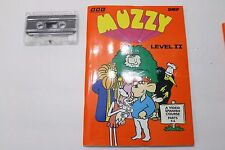 Muzzy Level ll Book And Audio Cassette For Parts 4-6 Replacement-Book Is Unused