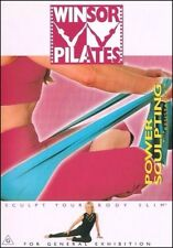 Mari WINSOR PILATES (Power Sculpting Resistance) Sculpt Body Fitness DVD NEW