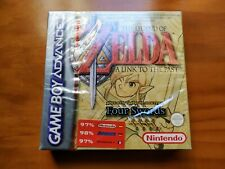 ZELDA A LINK TO THE PAST FOUR SWORDS   PAL - EUR   GBA NEW SEALED ORIGINAL 100%