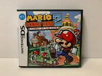 Mario Vs. Donkey Kong 2 March Of The Minis Nintendo DS Box Only
