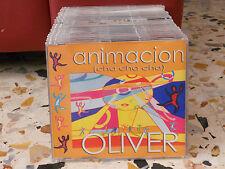 OLIVER - ANIMACION cha cha cha - CD SINGOLO SLIM CASE -