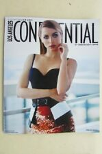 Magazine - Fashion - Los Angeles Confidential Winter 2017 - Ana De Armas