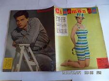 CINEMONDE N°1355 26/07/1960 LUANA PATTEN JEAN SOREL BOURVIL DISTEL K1