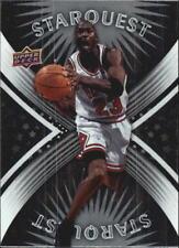Michael Jordan #SQ20 Upper Deck Starquest 2008/09 NBA Basketball Card