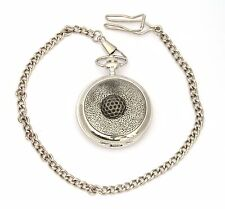 Golf Ball Pocket Watch Gift Boxed With FREE ENGRAVING Golfer Gift