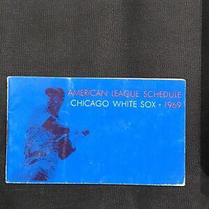 1969 Chicago Cubs American League Baseball Schedule