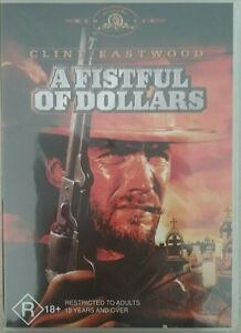 A Fistful Of Dollars (DVD, 2000)