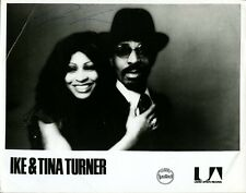 TINA TURNER In-person Signed Photo