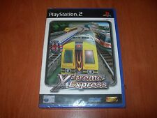 X-TREME EXPRESS: WORLD GRAND PRIX PS2 (PAL ESPAÑA PRECINTADO)