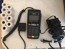 Igenico ipp350 Handheld Credit Card Processing Machine With Receipt Paper