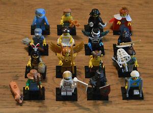 Lego® 71011 Minifiguren Minifigures Serie 15 Minifigur aussuchen - NEU!!!
