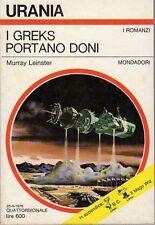 URANIA NUMERO 695 I GREKS PORTANO DONI MURRAY LEINSTER