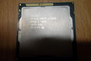 INTEL CORE i7-2600 3.4 GHz 8M Cache  CPU LGA1155