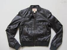 Levi's Damen Biker Jacke, Lederjacke, Gr. S, braun, Echtes Leder ! hochwertig !