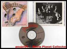 "FLASH CADILLAC ""Live , A Night At The Symphony"" (CD) 1994"