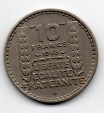 France - Frankrijk - 10 Franc 1948 B