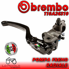 BREMBO 19 RCS FORGED BRAKE MASTER CYLINDER 110.A263.10 110A26310 19x18 / 19x20