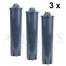 3x Jura 71793 Claris Smart-Filterpatrone, Wasserfilter E6 E8 E60 E80 Z6