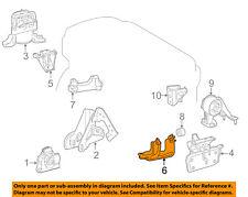 TOYOTA OEM 16-18 RAV4 ENGINE-Side Mount Bracket Left 1230436061