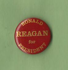 "1976 Ronald Reagan 1-1/4"" / ""Republican Hopeful"" Presidential Campaign Button"