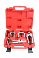 Front End Service Tool Kit Ball Joint Tie Rod Set Pitman Arm Puller Remover 6pcs