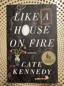 Like a House on Fire by Cate Kennedy English Book Novel Fiction Paperback