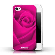 Housses et coques anti-chocs roses Apple iPhone 4s pour téléphone mobile et assistant personnel (PDA)