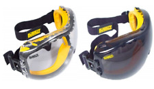 Dewalt Dpg82 Concealer Clear/Smoke Anti-Fog Dual Mold Safety Goggle