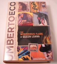 The Mysterious Flame of Queen Loana - SIGNED by Umberto Eco 1st / 1st (B277)