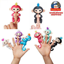 WowWee Fingerlings Baby Monkey Electronic Interactive Finger Pet Toy Xmas Gifts