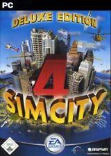 SimCity 4 Deluxe Edition (PC, Nur der Steam Key Download Code) Keine DVD, No CD