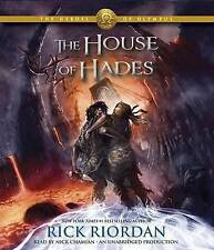 The House of Hades by Rick Riordan (CD-Audio, 2013)