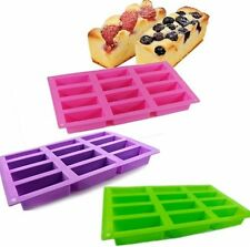 Silicone Mold Baking Tray Non Stick Baking Cooking Needs Equipments Supplies