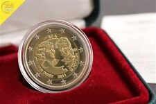 2 Euro Belgien 2011 PP 100. Internationaler Frauentag