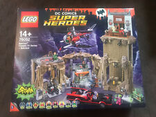 NEW SEALED Lego 76052 DC Super Hero Batman Classic TV Series Bat cave FREE POST