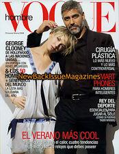 Spanish Vogue Bonus 6/08,George Clooney,June 2008,NEW
