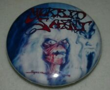 Morbid Saint Button Thrash Metal Spectrum of Death RARE