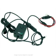 Motorcycle Hardwire Charger for iPhone 5 5S 5C fits TiGRA BikeCONSOLE Case Mount
